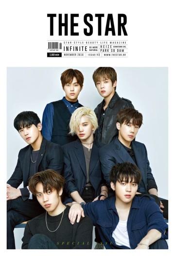 [LIMITED ORDER] THE STAR Korea magazine - November 2016 image