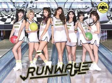 AOA - Runway (CD+DVD LE B) image