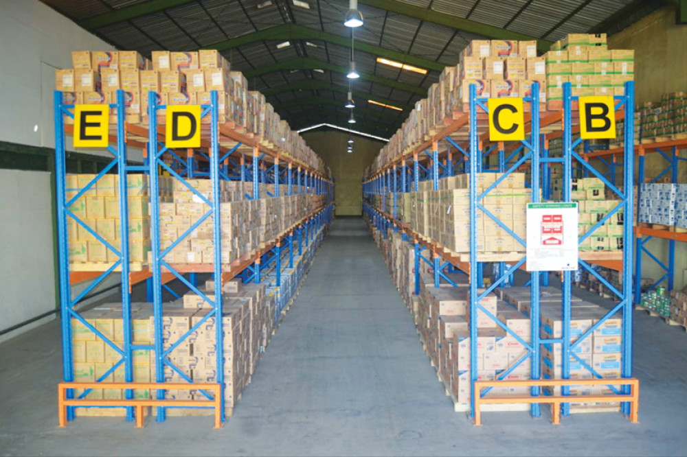Warehouse - SBY