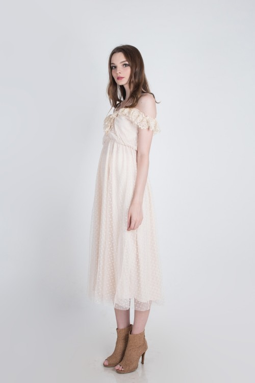 Dahleaa Lace Dress