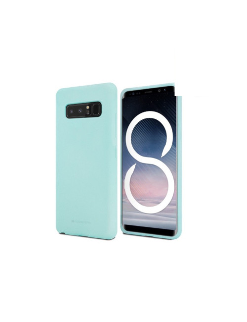 Goospery - Soft Feeling Jelly Case for Samsung Galaxy Note 10 N970 / N971 - Stone