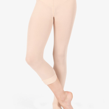 JDS Pink Adult Convertible Ballet Tights image