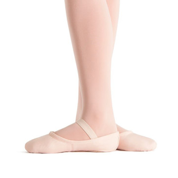 Full Sole Canvas Ballet Slippers image