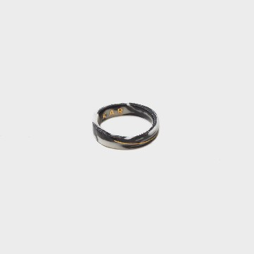 Stack Ring - Size 17