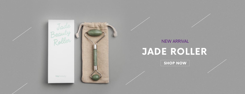 New Arrival! Jade Roller