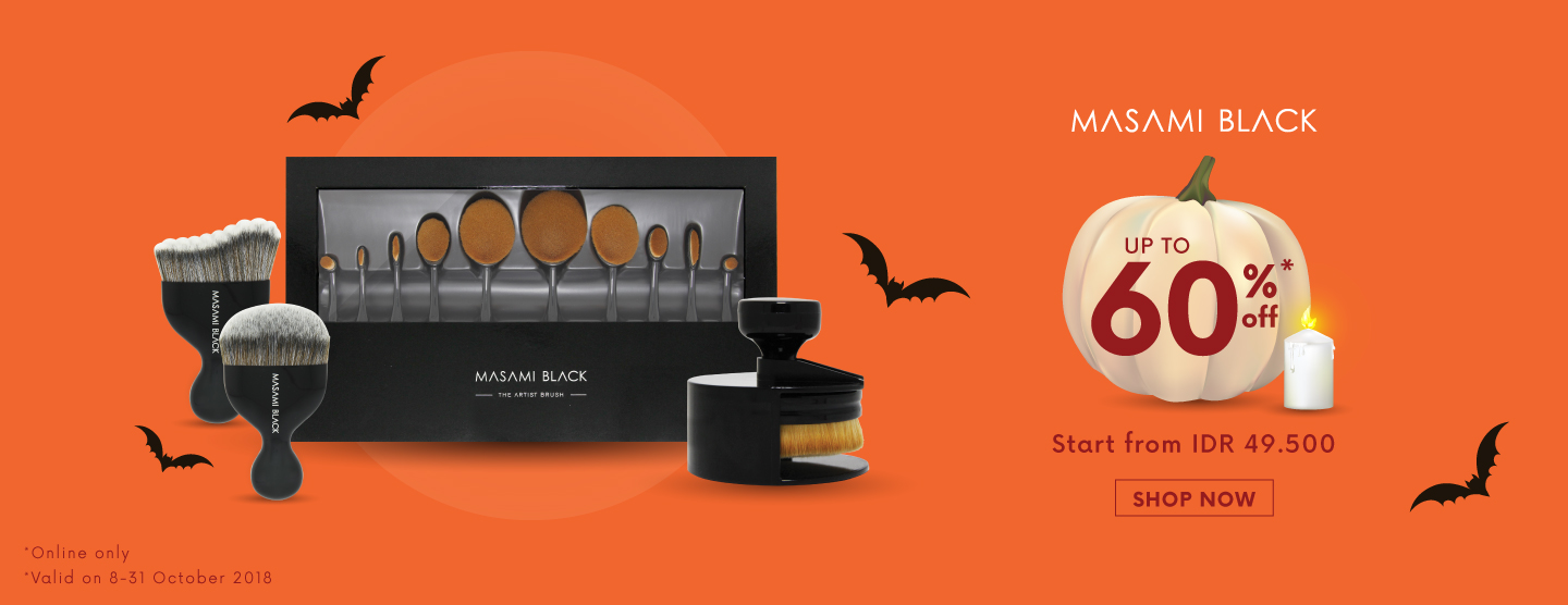 Masami Black up to 60% OFF