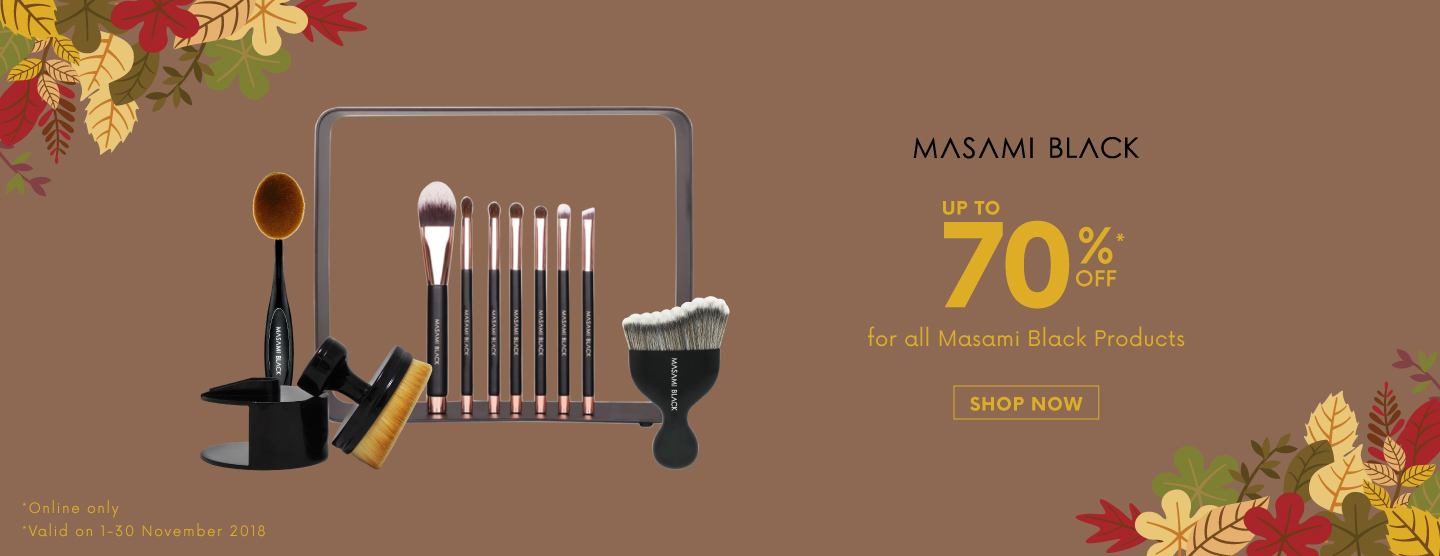 Masami Black up to 70% OFF