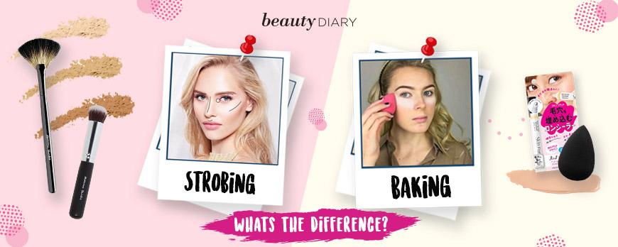 Apa sih Strobing dan Baking Makeup?