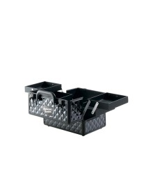 Carry On Makeup Case in Black Diamond