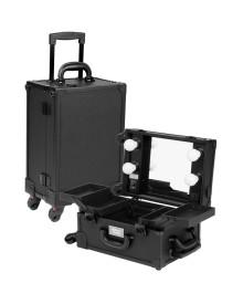 Black Femme M Case with Basic LED