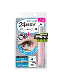 Mega Volume & Curl Black Mascara Browlash Ex