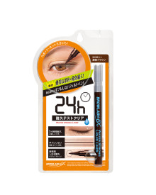 Thick Liquid Eyeliner Deep Brown Browlash Ex