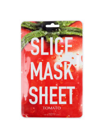 12p Tomato Slice Mask Sheet