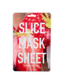 12p Strawberry Slice Mask Sheet
