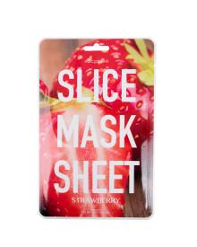 12p Strawberry Slice Mask Sheet