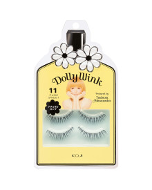Eyelashes No. 11 Pure Sweet Dolly Wink