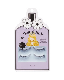 Eyelashes No. 10 Sweet Cat Dolly Wink