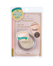Cream Eyeshadow No. 01 Gold Dolly Wink