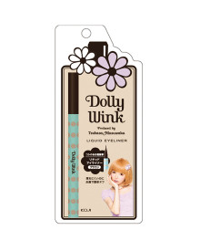 Brown Liquid Eyeliner Dolly Wink