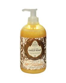 Wash-Basin & Bath Bottle Gold Soap 500ml