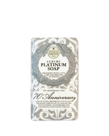 70th Anniversary Platinum Soap