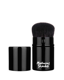 Small Retractable Kabuki Powder Brush