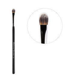 25 Small Concealer Brush - Silver