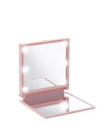 3x/Normal LED Compact Mirror