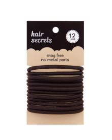 12 pcs Snag Free  Hair Tie