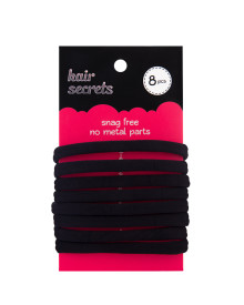 8 pcs Snag Free Hair Tie