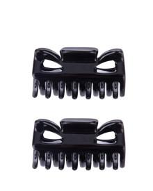 2 pcs Anti Slip Hair Claw