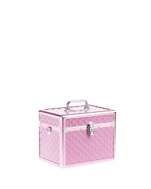 Carry On Makeup Case in Pink Diamond