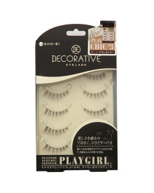 Playgirl Eyelashes No.23 5 Pieces