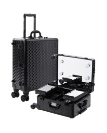 Black Diamond L Case with Mini LED & Stereo