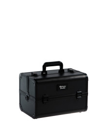 Carry Around Makeup Cases In Black Signature