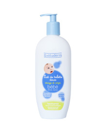 500ml Baby Cleansing & Moisturizing Milk
