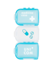 Pill Box 3Pcs Unicom