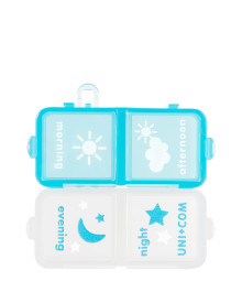 Pill Box 2 Pcs Unicom
