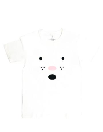 Rabbit Face Boyfriend T-Shirt image