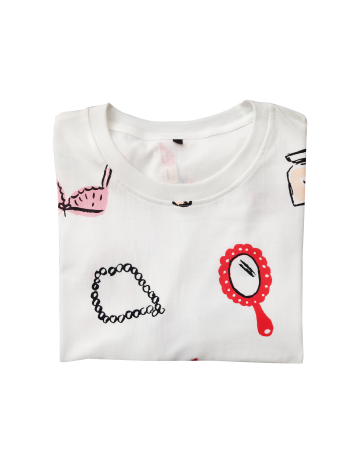 Little Things Oversize T-Shirt image
