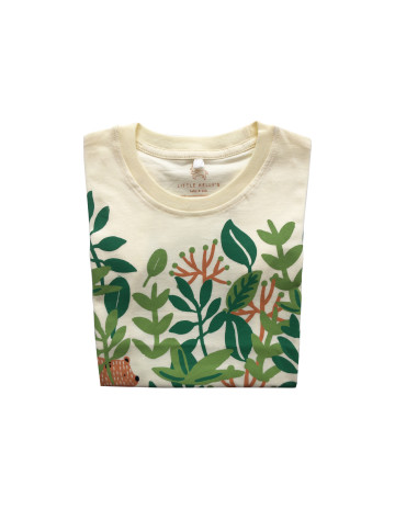 Little Bear in Jungle T-Shirt image