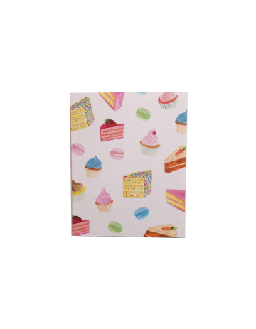 Dessert Notebook image