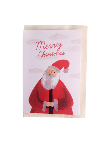 Merry Christmas-Santa image