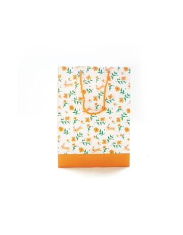 Rabbit Pattern Paper Bag image