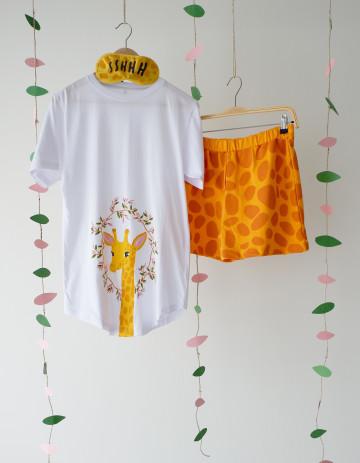 Girrafe Sleepwear Set image