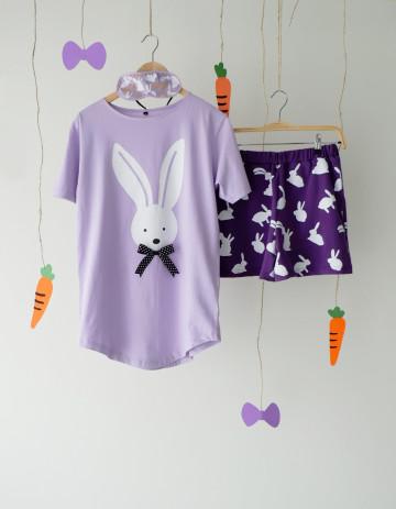 Bunny Sleepwear Set image