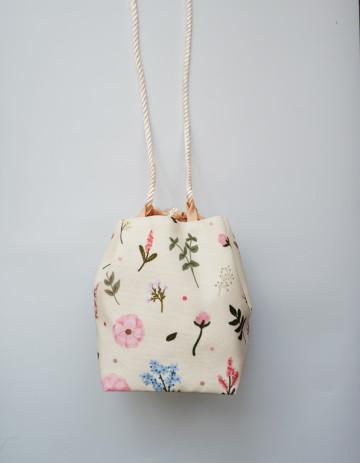 Mini Multifunctional Bag Wild Flowers image