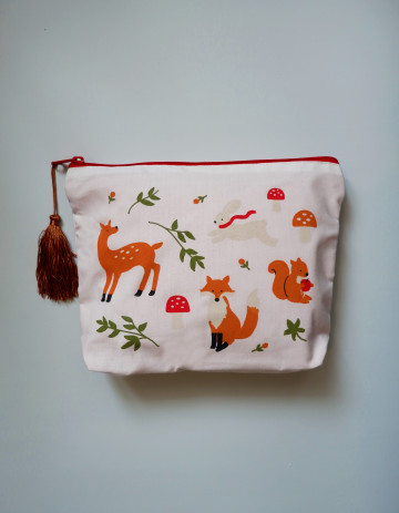 Woodland Diaper Pouch image