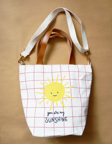 Sunshine Diaper Bag image