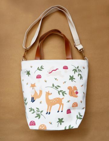 Woodland Diaper Bag image
